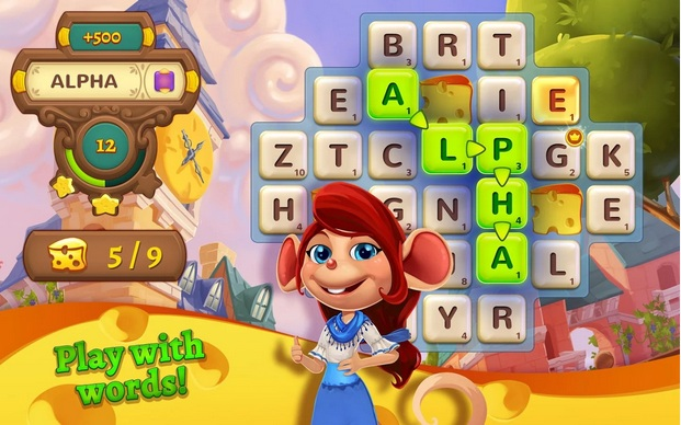 AlphaBetty Saga Game apk