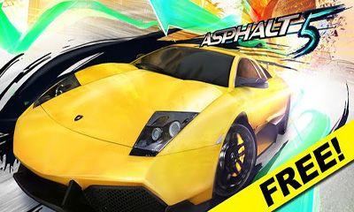 Asphalt 5 Game Apk Mod