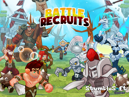 Battle Recruits Game APK