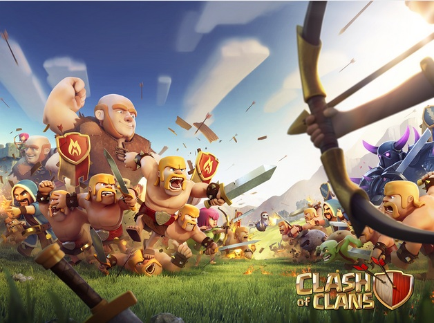Clash of Clans unlimited Money