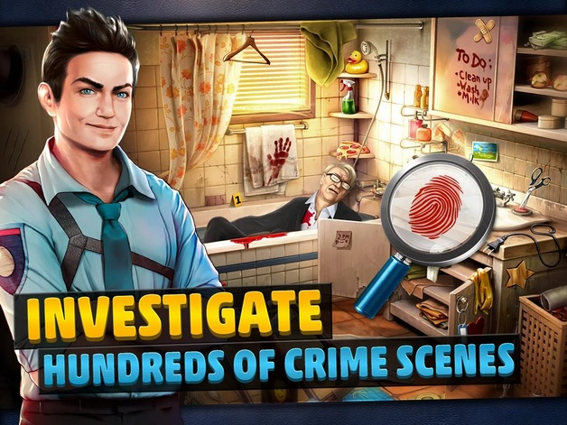 Criminal Case Game