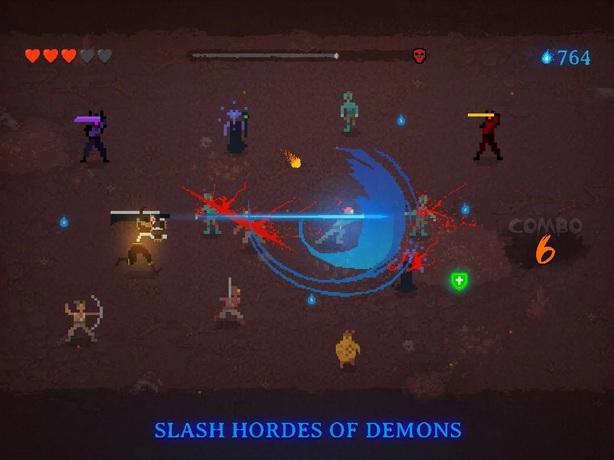 Dark Slash Hero APK Mod Money