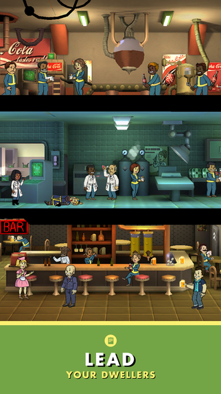 Fallout Shelter iOS Game For Pc