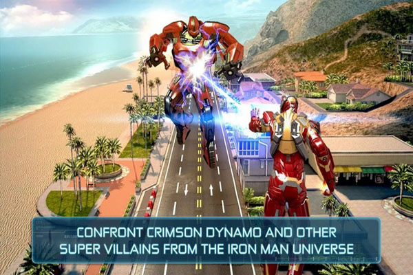 Iron Man 3 Game For Pc