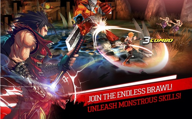 Kritika The White Knights APK