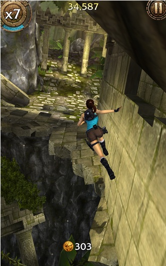 Lara Croft Relic Run Apk Mod Money
