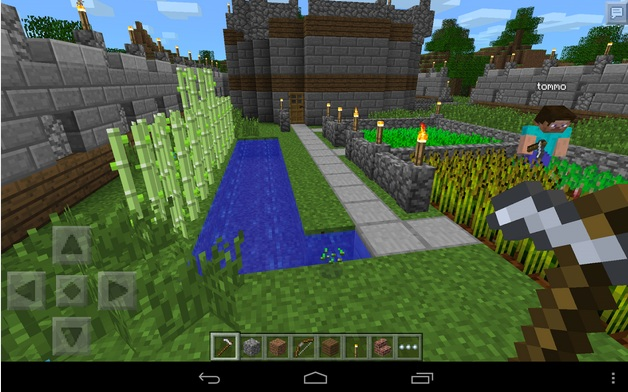 Minecraft Pocket Edition Mod immortality