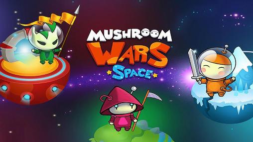 Mushroom Wars Space Game apk