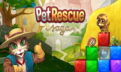 Pet Rescue Saga Game APK