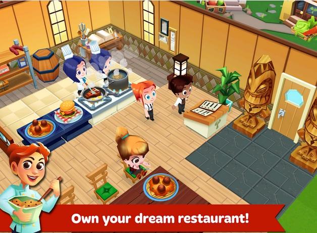 Restaurant Story 2 Game