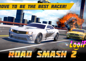 Road Smash 2 Hot Pursuit Game For Pc