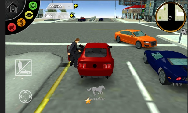 San Andreas Real Gangsters 3D Game