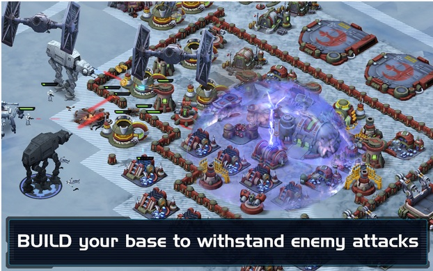 Star Wars Commander APK File