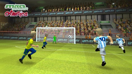 Striker Soccer America Game Download