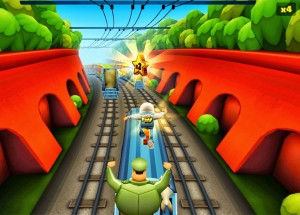 Subway Surfers Unlimited Coins and Keys