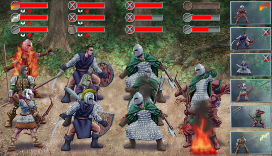 TOI Fallen Knight Game APK