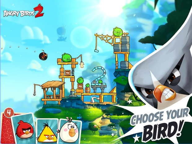 Angry Birds 2 Game For Pc Download
