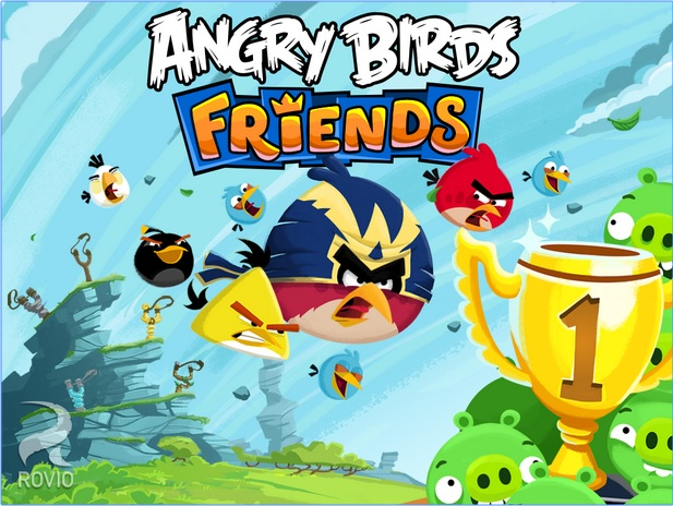 Angry Birds Friends APK Download