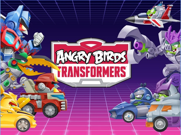 Angry Birds Transformers APK Download