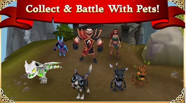 Arcane Legends APK Mod