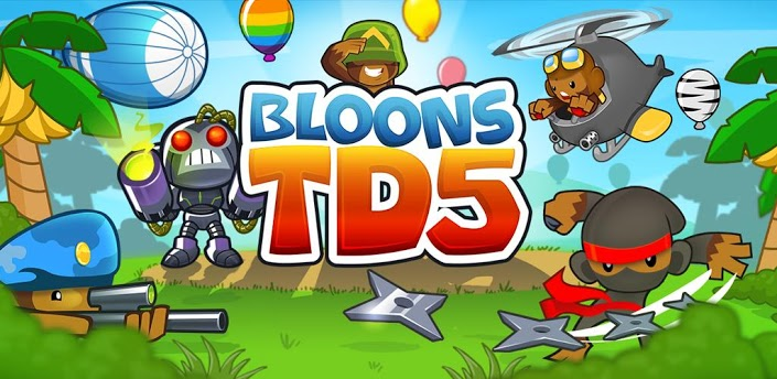 Bloons TD 5 APK Mod