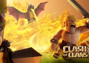 Clash of Clans Thunderbolt APK