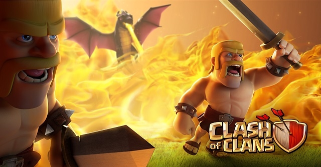 Clash of Clans Thunderbolt