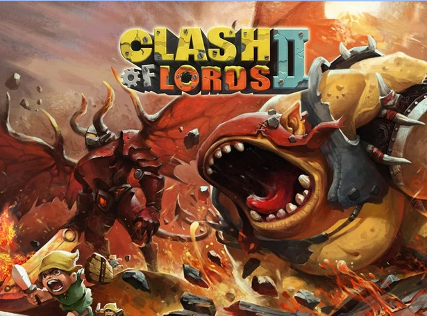 Clash of Lords 2 APK Mod