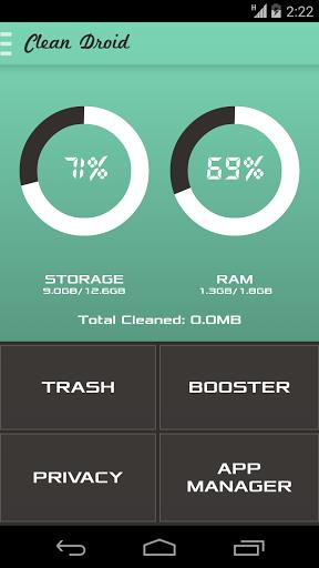Clean Droid APK For Android
