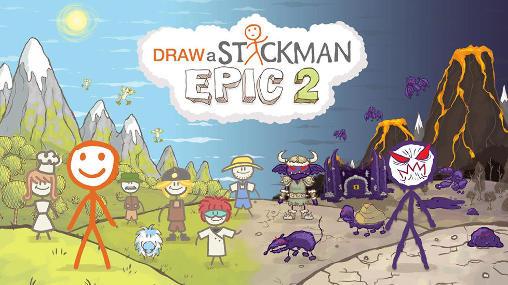 Draw a Stickman Epic 2 APK Mod