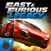 Fast and Furious Legacy APK Mod