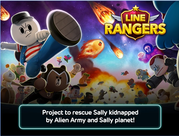 LINE Rangers APK Download