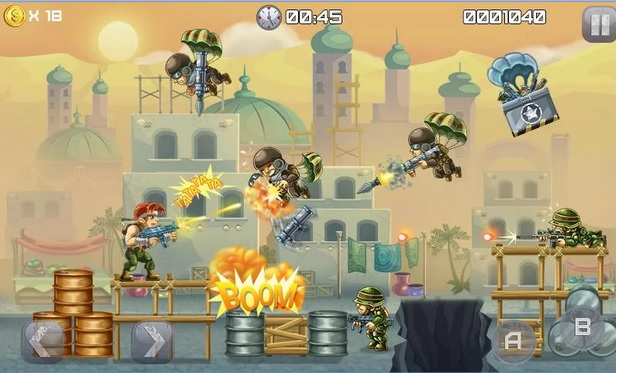 Metal Soldiers APK Download