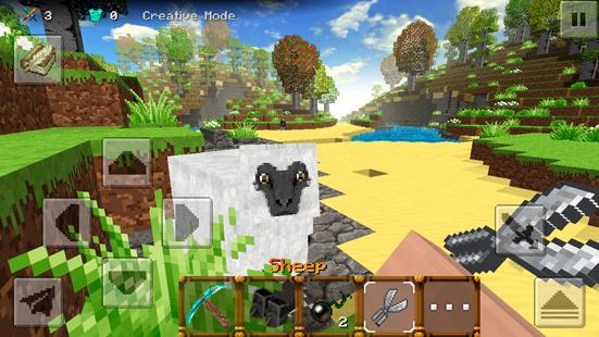 MiniCraft 2 Biomes APK Mod