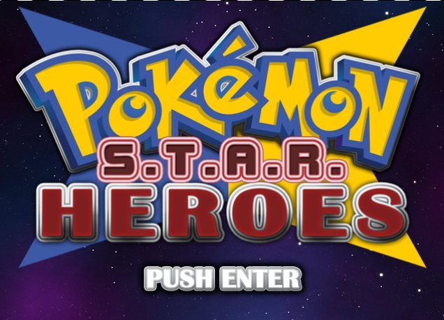 Pokemon STAR Version Game