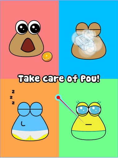 Pou Game apk