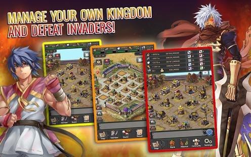 Ragnarok Kingdoms APK Mod