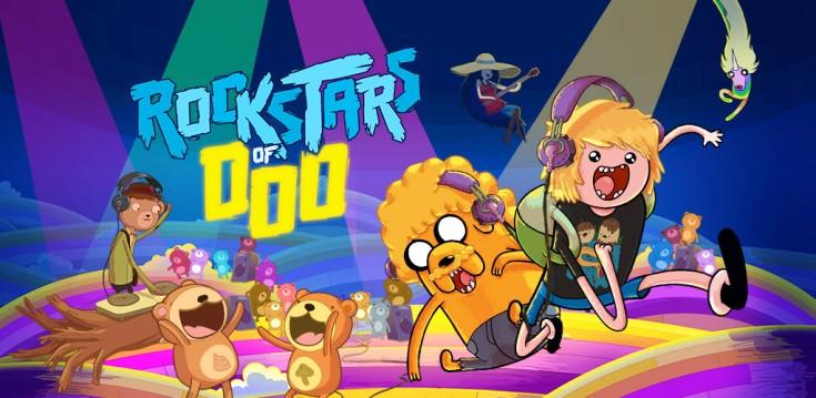 Rockstars of Ooo APK Mod