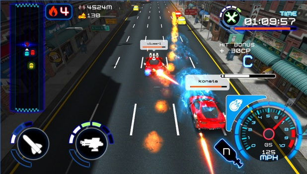 Rush Hour Assault Beta APK Mod