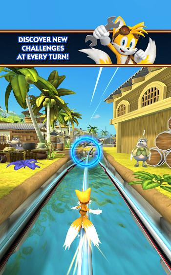 Sonic Dash 2 APK Mod