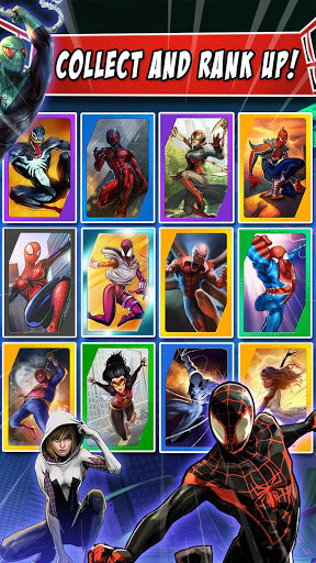 Spider Man Unlimited APK Mod