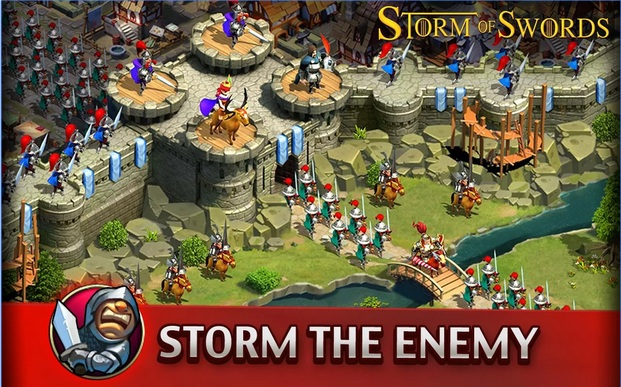 Storm of Swords APK Mod