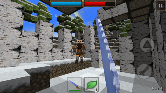 The Elder Craft Frozenland apk