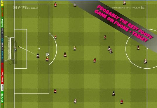 Tiki Taka Soccer APK Mod