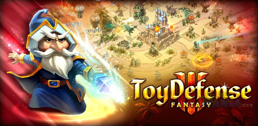 Toy Defense 3 APK Mod