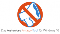 Antispy tool for Windows 10 O and O ShutUp10