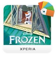 XPERIA Frozen Summer Theme APK
