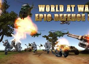 World at war Epic Defence 3D APK