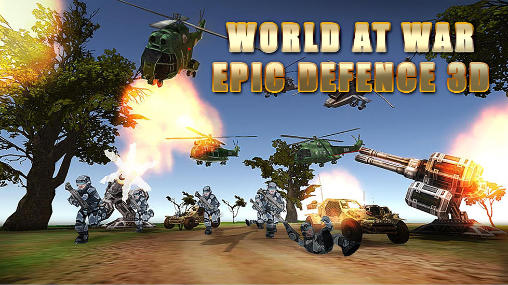 World at war Epic Defence 3D APK