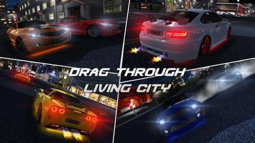 Drag racing 3D 2